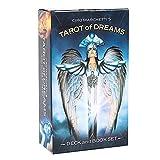 XIAMIAO 78 Card Divination Card Game Tarot Board Game Tarot Deck Oracle Card