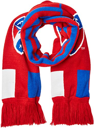 MLS FC Dallas Youth Outerstuff Fringe Scarf, Red, Youth One Size