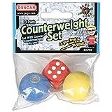 Duncan Toys 3 Yo-Yo Counterweight Set, Yo-Yo Accessory [3-Pack]