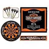 Harley-Davidson 61992 Oil Can Dart Cabinet Kit