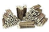 Thai Albero Ramo Ramoscello Pencil Bundle - Small Size - Solo nero - Multipack di 20 Bundl...