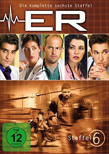 Emergency Room - Staffel 6 [Alemania] [DVD]