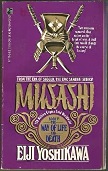 Paperback The Way of Life and Death (Musashi Book 5) Book