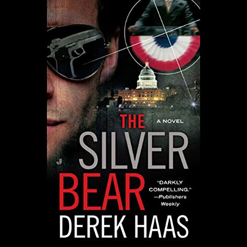 The Silver Bear audiobook cover art
