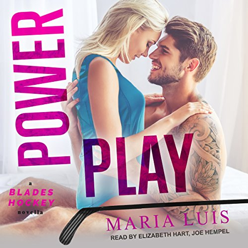 Power Play     Blades Hockey Series, Book 1              By:                                                                                                                                 Maria Luis                               Narrated by:                                                                                                                                 Elizabeth Hart,                                                                                        Joe Hempel                      Length: 5 hrs and 13 mins     6 ratings     Overall 4.3