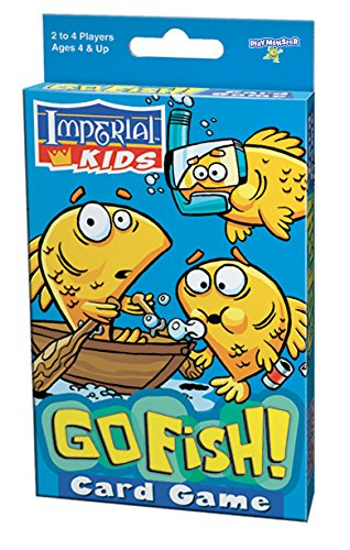 Imperial Kids Card Game - Go Fish