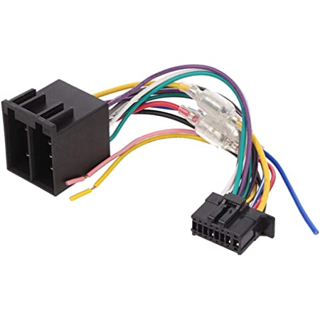 PIONEER DEH-4400BT Model Car Radio Stereo 16 Pin Wiring Harness Loom ISO Lead