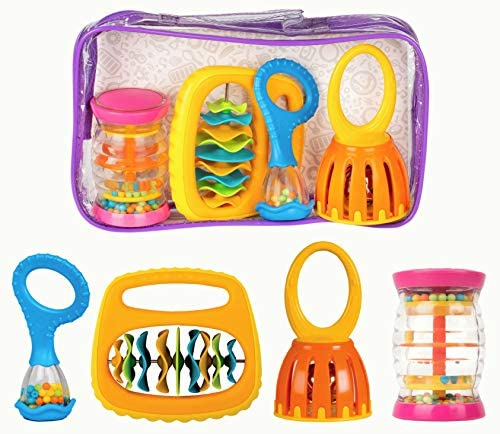 Hohner Kids Musical Toys MS9000 Baby Band