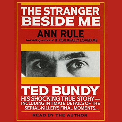 Stranger Beside Me audiobook cover art