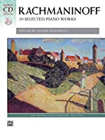 Rachmaninoff: 10 Selected Piano Works (Alfred Masterwork Library)