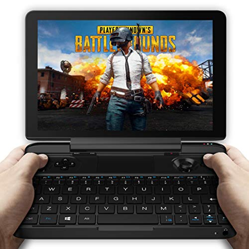 GPD Win Max [512GB SSD Storage] Mini Handheld Windows 10 Video Game Console Gameplayer 8 Inch 1280 × 800 Touch Screen Laptop Notebook UMPC Tablet PC CPU Intel i5-1035G7 16GB RAM