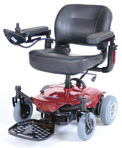 Drive Medical Red Cobalt X23 Power Wheelchair