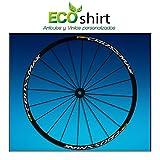 Ecoshirt U7-VRBW-Z9JC Pegatinas Stickers Llanta Rim Mavic Crossmax SL Pro Am50 MTB Downhill, Gris 29'