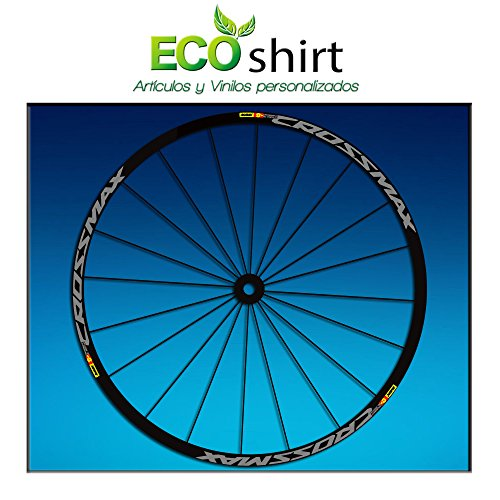 Ecoshirt IJ-IZ3B-JWMF Pegatinas Stickers Llanta Rim Mavic Cr