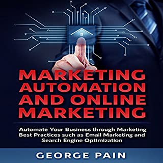 Marketing Automation and Online Marketing audiobook cover art