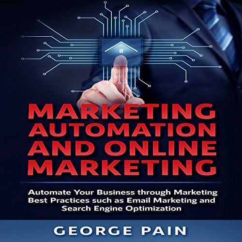 Marketing Automation and Online Marketing  By  cover art