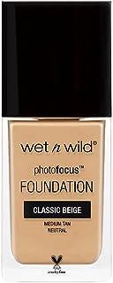 Wet n Wild Photo Focus Foundation, Classic Beige