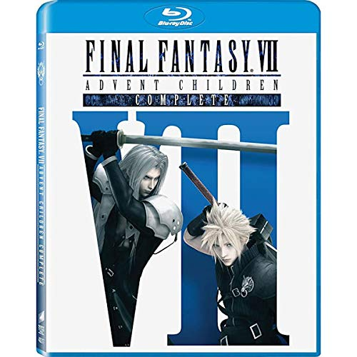 Final Fantasy VII: Advent Children [Blu-ray]