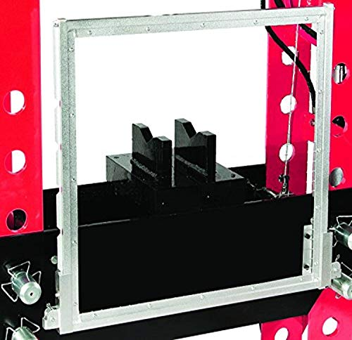 AFF Replacement Capacity 859ASD-P Polycarbonate Guard for Models 859SD and 859ASD 100 Ton Shop Press -  American Forge & Foundry
