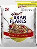 Ralston Foods Enriched Bran Flakes Cereal, 28 Ounce -- 4 per case.