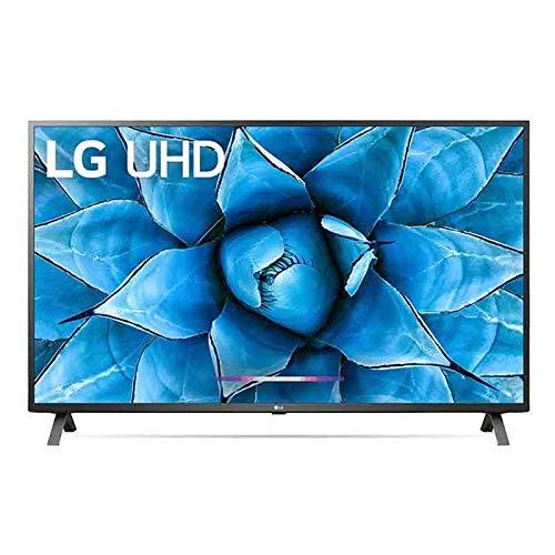 LG 139.7 cm (55 Inches) Smart Ultra HD 4K LED TV 55UN7300PTC (2020 Model, Black) (Black)