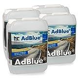 4 x 10 L AdBlue - hochreine Harnstofflösung - VERSANDKOSTENFREI - ISO 22241-1 / DIN 70070 / AUS32