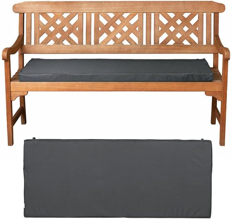 RUIDIE Outdoor Max 75% OFF Indoor Bench Settee Waterproof Pa Garden Brand new Cushion