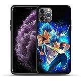 WZFT Anime Japan Cute Dragon Ball DragonBall z Super Son Goku Phone Coque Weiche Silikon Hülle für iPhone 6-6S Plus (5, iPhone 6-6S Plus)