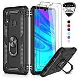 LeYi for Huawei P Smart 2019/Honor 10 Lite Case with Ring