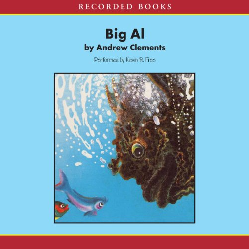 Big Al audiobook cover art