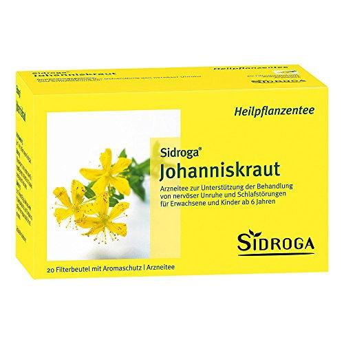 SIDROGA Johanniskraut 20X1.75 g
