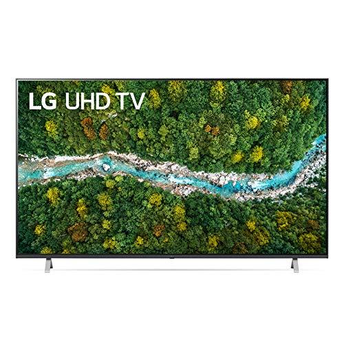 "LG 75UP77006LB Smart TV LED 4K Ultra HD 75"" 2021 con Processore Quad Core 4K, Wi-Fi, webOS 6.0,..."