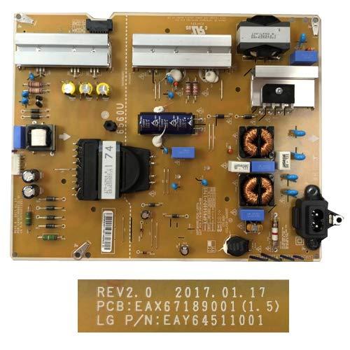 LG 65UK6100PLB  Marca Desconocido