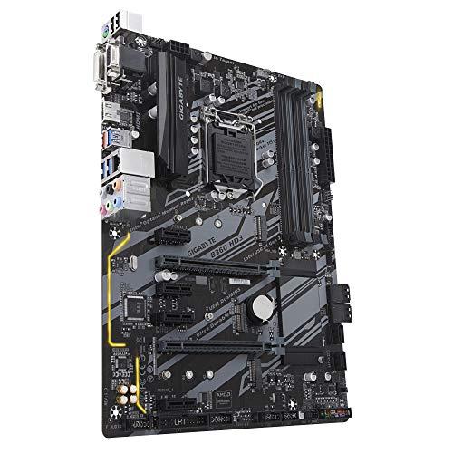 Gigabyte B360 HD3 Socket 1151/H370/DDR4/S-ATA - Placa