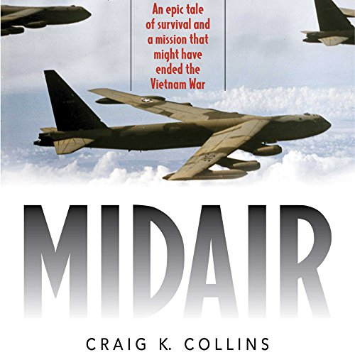 Midair audiobook cover art