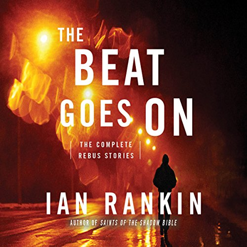 The Beat Goes On audiobook cover art