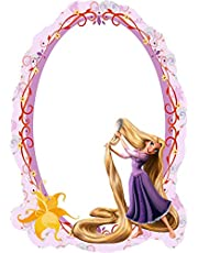 Espejo Infantil para habitación Infantil, diseño de Rapunzel