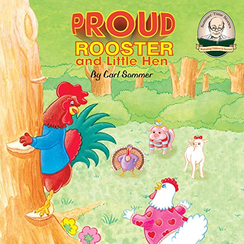 Another Sommer-Time Story: Proud Rooster and Little Hen audiobook cover art