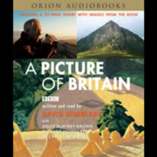 A Picture of Britain audiobook cover art