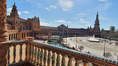Seville's Hidden Gems- Oranges, Spanish Architecture, Tobacco and More