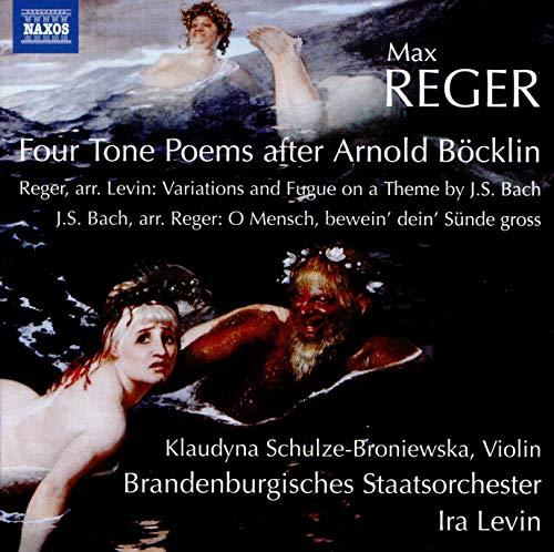 Quatre Poemes Symphoniques d Après Arnold Bocklin