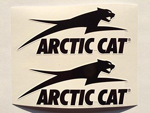 SBD Decals 2 Arctic Cat Big Cat Die Cut Stickers