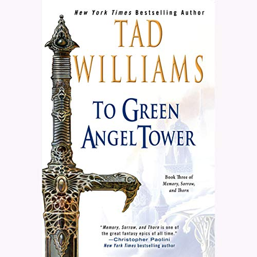 To Green Angel Tower  By  cover art