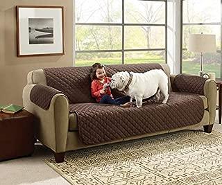 A-ONE Funda DE Sofa Reversible Individual Couch Coat para Sillon Protector
