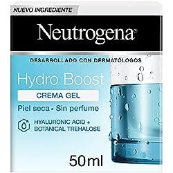 Neutrogena Hydro Boost, Crema efecto gel, 50 ml
