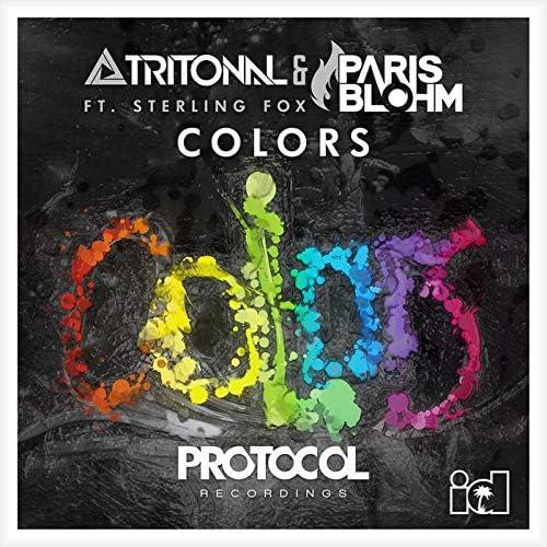 Tritonal & Paris Blohm feat. Sterling Fox