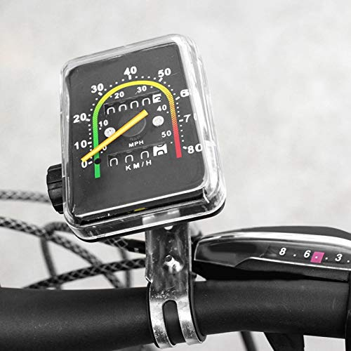 DAUERHAFT Wasserdichter Fahrradkilometer, 26 Zoll, 27,5 Zoll, 28 Zoll, 29 Zoll Fahrrad