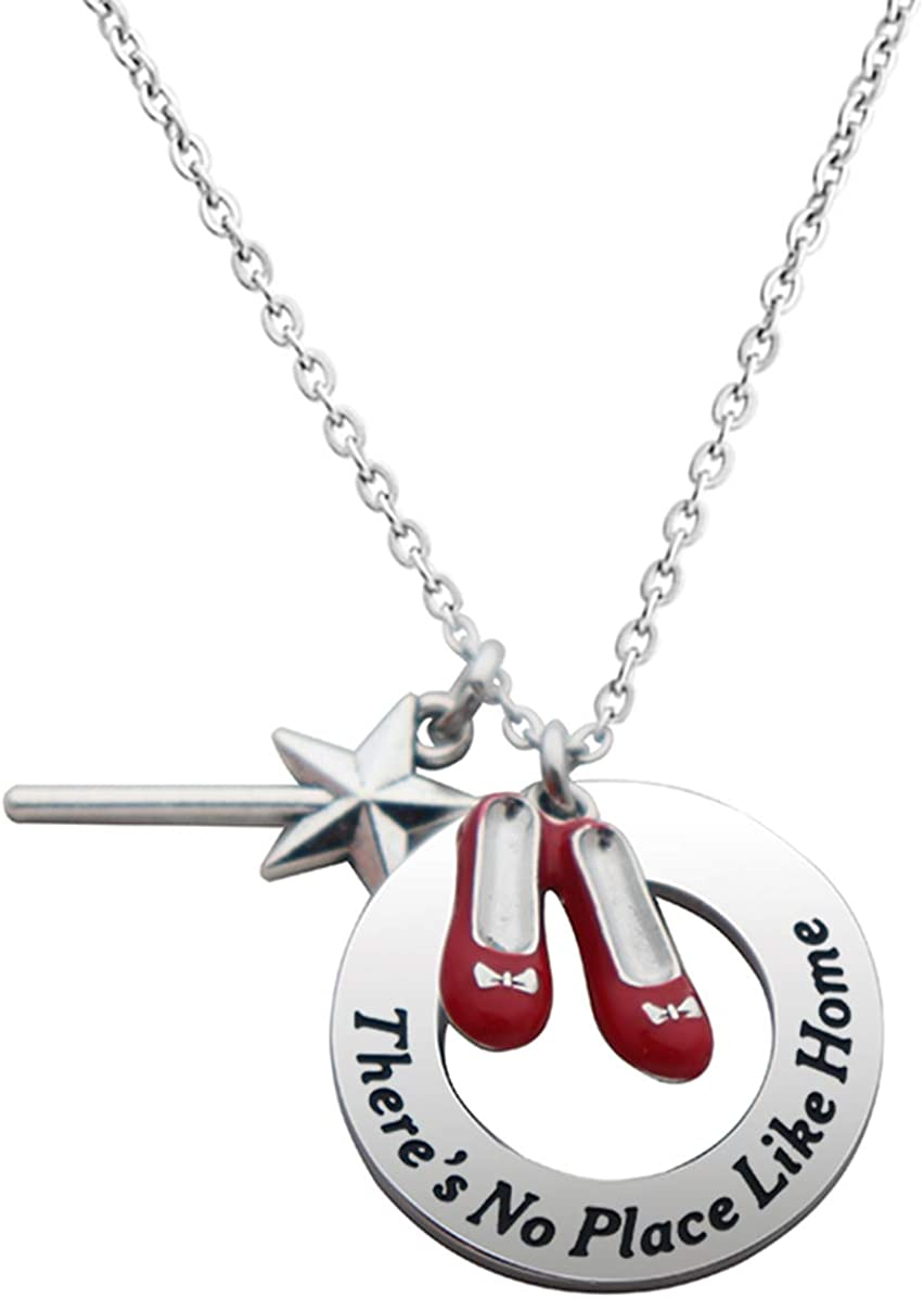shipfree CHENVA Wizard of Oz Charm Bracelet Necklace Lowest price challenge the Had You Power