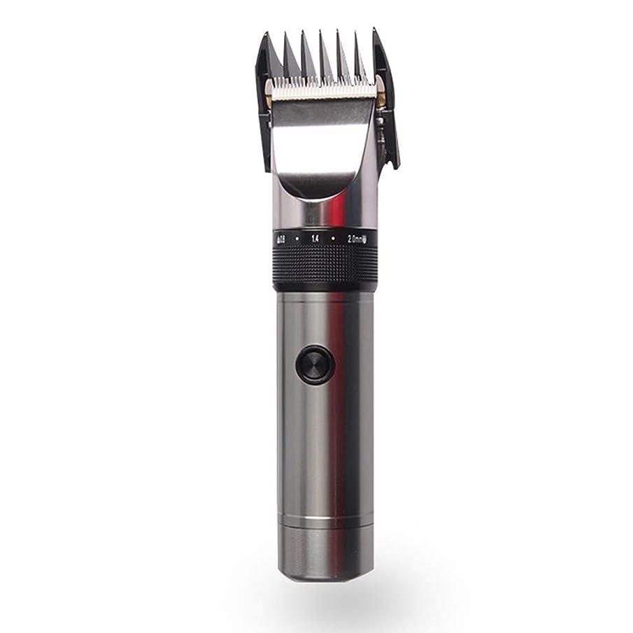距離姿勢プレゼンテーション専門の再充電可能な毛クリッパーの理髪店の特別な毛クリッパーの大人の子供の電気シェーバーの毛のトリマー