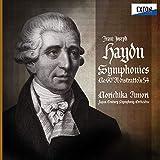 <ハイドン:交響曲集 Vol.8>交響曲 第60番「うっかり者」、第54番